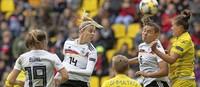 Freiburgerin Klara Bühl mit drei Treffern