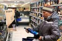Russland macht Fortschritten im Kampf gegen den Alkohol