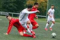 """Marcel Yahyaijan, Trainer FC 08 Villingen: """"Hatten das Spiel im Griff"""""""