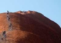 Ab Ende Oktober dürfen Touristen nicht mehr auf den Uluru
