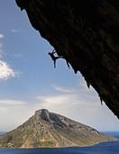 Klettern mit Aussicht