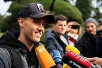 Waldschmidt steht bei Länderspiel-Debüt gleich in der Startelf