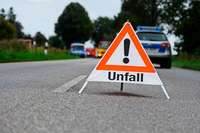 Wegen Unfall: Die B 317 bei Schopfheim ist derzeit voll gesperrt
