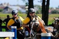 Von Weltmeistern trainiert: Gespannfahrer Tim Grässlin aus Kandern