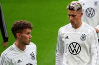 Robin Koch vom SC Freiburg steht gegen Argentinien in der Startelf