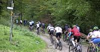 Mountainbike-Rennen in Waldkirch