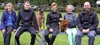 Hundesportler küren Kreismeister