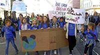 Die große Umweltdemonstration