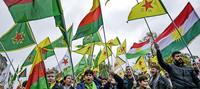 Viele Kurden bangen um ihre Familien