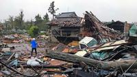 Mehr als 30 Tote durch Taifun in Japan