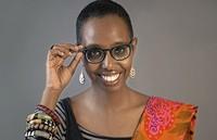 Igiaba Scego spricht im Kulturaggregat