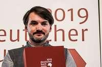 """Der Deutsche Buchpreis geht an """"Herkunft"""" von Saša Stanišić"""