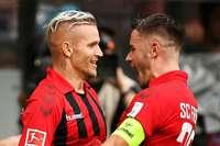 Jonathan Schmid ist ein Grund für den starken Freiburger Saisonstart