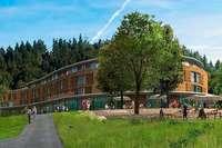 Spatenstich für 40-Millionen-Euro-Hotel auf der Luisenhöhe in Horben