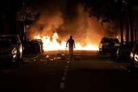 Katalonien-Konflikt: Ausschreitungen in Barcelona reißen nicht ab