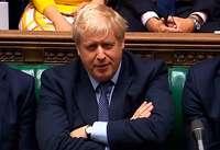 """Um drei Uhr hatte Boris Johnson genug vom """"Super Saturday"""""""