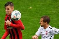 Marvin Pieringer an allen drei Toren des SC Freiburg II beteiligt