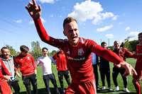 Unbeirrt setzt der Freiburger FC seinen Höhenflug auch gegen Linx fort