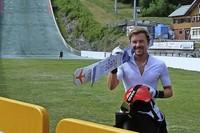 Titelverteidiger Fabian Rießle krönt die DM mit Doppel-Gold