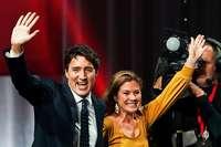 Trudeaus Liberale sind geschwächt, aber erneut stärkste Kraft in Kanada