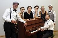 The Cotton Club Swing Orchestra und die Blue Forest Bigband spielen zum Tanz