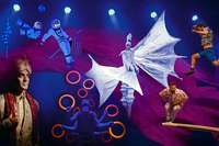 Traumfabrik – Showtheater der Phantasie: BZ-Card-Vorteil am 10. Januar 2020, 20 Uhr, im Konzerthaus Freiburg