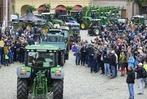 Fotos: Tausende Bauern protestieren gegen Agrarpläne der Regierung