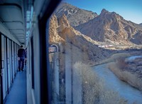 Im Ost-Express von Ankara nach Kars