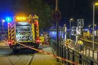 Nach Stromschlag auf Güterzug - Polizei will Zeugen befragen