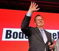 Thüringen wählt das Patt: Linke vorn, AfD vor CDU