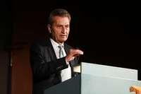 Müller-Abschied: Oettingers Rede war ein würdiger Höhepunkt
