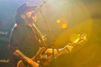 Hauptsache laut: Ein Schreivogel wandert auf Lemmys Spuren