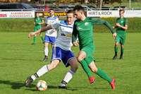 FC Weizen kommt bei Auswärtssieg just in Überzahl ins Stottern