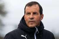 """Nöggenschwiels Coach Giuseppe Pavano: """"Derzeit spielen wir ohne Torwart"""""""