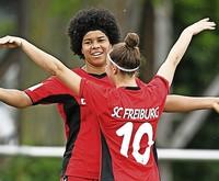 Heimspiele für SC-Frauen