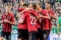 SC Freiburg sichert sich dank Nils Petersen einen Punkt in Bremen