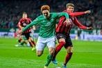 Fotos: Freiburg gelingt gegen Bremen der 2:2-Ausgleich in letzter Sekunde