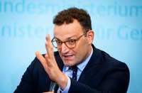 Gesundheitsminister Spahn will mehr Daten von Patienten verwenden