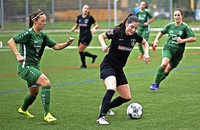 Stadtduell geht an Zähringer Fußballerinnen