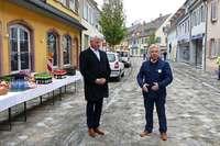 Breisacher Stadtmitte: Die Mühe hat sich gelohnt, doch ein Problem bleibt