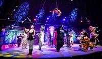 """""""Knie - Das Circus Musical"""" gastiert derzeit im Musical Theater Basel"""