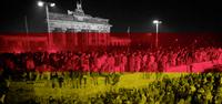Deutsche feiern 30 Jahre Mauerfall