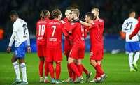 RB Leipzig springt auf Platz zwei – Krisenclubs verlieren