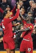 Liverpools Sieg im Spitzenspiel