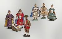 """Sonderausstellung """"Die Weihnachtskrippe in ihrer Vielfalt"""" im Spielzeug Welten Museum Basel"""