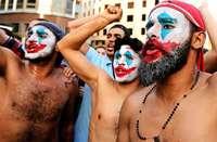 Der Joker wird zum politischen Protest-Symbol