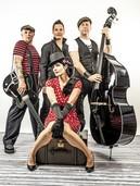 """Die Schweizer Gruppe """"Bonnie & The Groove Cats"""" gastiert in Offenburg und Schutterwald"""