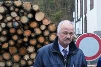 """Geologe zur Felssicherung in Geschwend: """"Gefahr war seit der Bebauung da"""""""