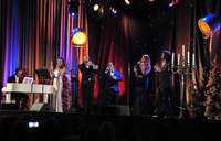 Große Gefühle: Paul Potts präsentiert bekannte Melodien in Binzen