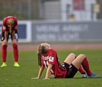 SC-Frauen scheitern im Achtelfinale